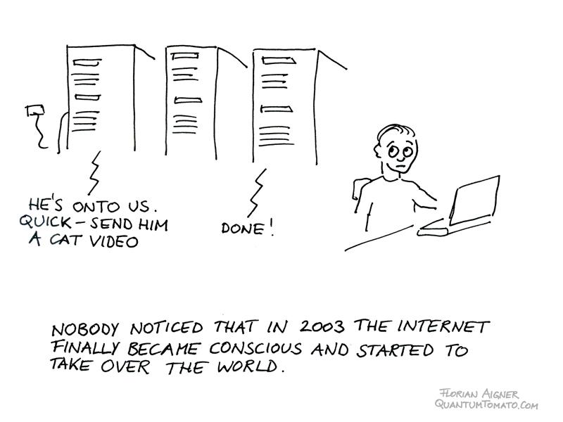 conscious internet