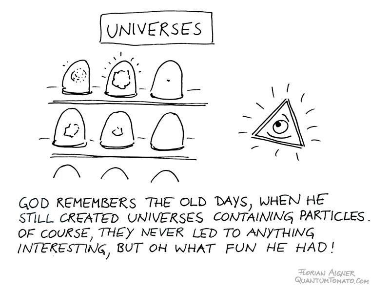 universe shelf